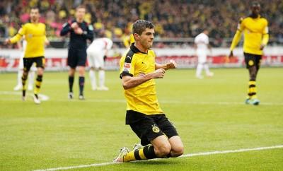 Christian Pulisic steht sinnbildlich für die Jugendarbeit von Borussia Dortmund.