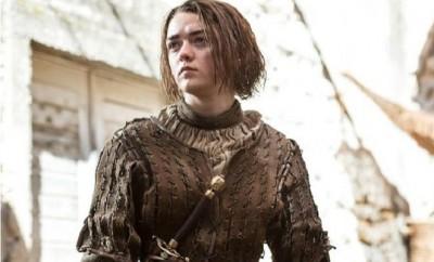 Game of Thrones: Maisie Williams hat alle belogen.