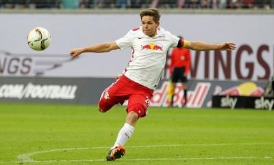 Für Dominik Kaiser von RB Leipzig besteht kein Zweifel daran, dass der Aufstieg am Wochenende perfekt gemacht wird.