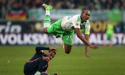 Naldo macht beim VfL Wolfsburg den Abflug.