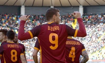 Stürm Edin Dzeko bald an der Seite von Mario Gomez bei Besiktas Istanbul?