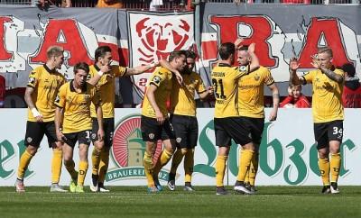 Dynamo Dresden treibt die Planungen für die 2. Bundesliga voran.