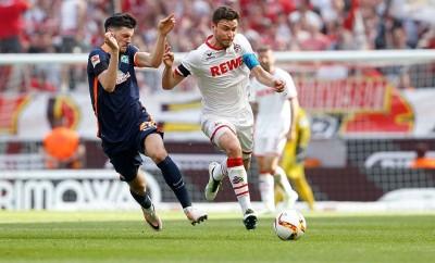 Hat  Jonas Hector gegen Werder Bremen sein letztes Spiel für den 1. FC Köln bestritten?