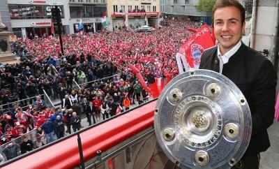 Mario Götze spielte bei der Meisterschaft des FC Bayern München fast keine Rolle und  will nun scheinbar zurück zu Borussia Dortmund.