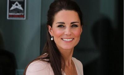 Herzogin Kate Middleton ist herrlich uneitel und zeigt sich ganz privat.