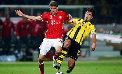 Mats Hummels und Thomas Müller stehen bald gemeinsam auf dem Platz.