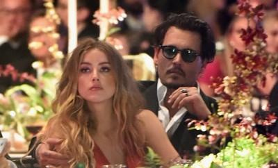 Johnny Depp schlug Amber Heard mit iPhone ins Gesicht.