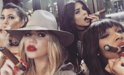 Kim Kardashian verteidigt Rob Kardashian und Blac Chyna vor Khloe Kardashian.