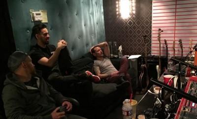 Linkin Park arbeitet momentan an dem neuen Album.