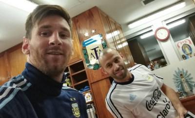 Lionel Messi hat sich im Testspiel von Argentinien gegen Honduras verletzt.