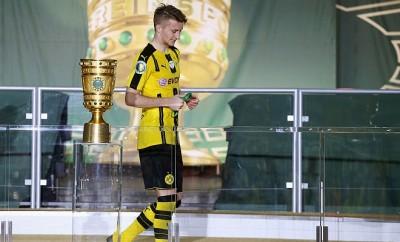 Marco Reus setzt den BVB unter Druck und hat genug von zweiten Plätzen mit Borussia Dortmund.