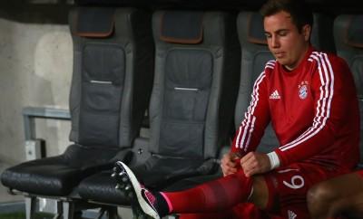 Mario Götze erteilt dem Werben von Borussia Dortmund eine Absage und will sich beim FC Bayern München durchsetzen.