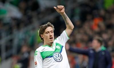 Verlässt Max Kruse den VfL Wolfsburg in diesem Sommer in Richtung England?