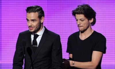 One Direction: Louis Tomlinson und Liam Payne haben gemeinsamen TV-Auftritt.