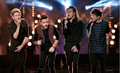 One Direction: Niall Horan, Liam Payne, Louis Tomlinson und Harry Styles sind am Sonntag wieder vereint.