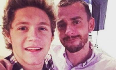 One Direction: Harry Styles und Niall Horan trauern um Matt Irwin.