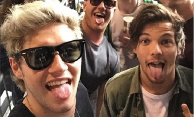 One Direction: Niall Horan und Louis Tomlinson im Twitterkrieg.