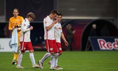 RB Leipzig geht auf der Zielgraden die Puste aus.