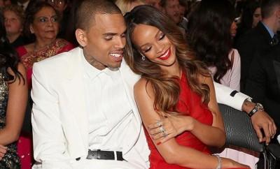 Rihanna rief  Chris Brown zu seinem Geburtstag an.
