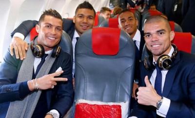 Cristiano Ronaldo will mit Real Madrid heute Abend den Einzug in das Finale der Champions League perfekt machen.
