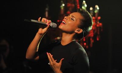 Wird es zwischen Alicia Keys und Miley Cyrus ordentlich krachen?