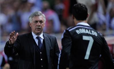 Carlo Ancelotti hätte beim FC Bayern München gerne Spieler wie Cristiano Ronaldo in seinen Reihen.