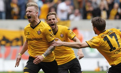Vier Spieler könnten Dynamo Dresden bald verstärken.