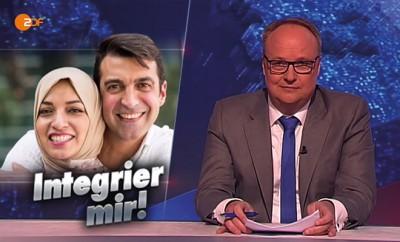 Die Heute Show hat diesen Freitag einen Blick auf die Wahlen in Österreich, die deutsche Zuwanderungspolitik und die Anti-EU-Stimmung in Großbritannien.
