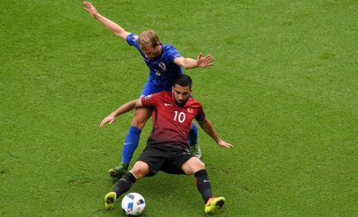 Arda Turan muss sich im Spiel gegen Spanien steigern.