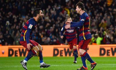 Trennen sich im nächsten Jahr die Wege von Lionel Messi und Arda Turan?