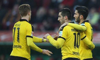 Während der Abschied von Henrikh Mkhitaryan  beim BVB inzwischen als sicher gilt, will Nuri Sahin bei Borussia Dortmund bleiben.