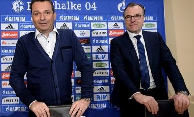 Christian Heidel hat mit dem FC Schalke 04 große Pläne.