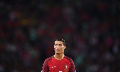 Cristiano Ronaldo sieht sich derzeit starker Kritik ausgesetzt.