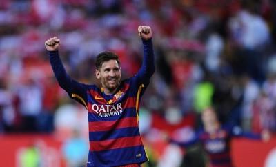 Der FC Barcelona setzt bei Lionel Messi und Neymar ein Zeichen.
