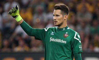 Janis Blaswich wird im nächsten Jahr nicht mehr bei Dynamo Dresden zwischen den Pfosten stehen.