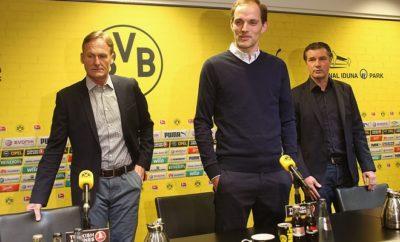 Die Führungsriege von Borussia Dortmund hat in diesen Tagen alle Hände voll zu tun.