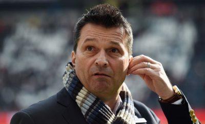 Christian Heidel vom FC Schalke 04.