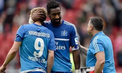 Verlässt Verteidiger Johan Djourou den HSV für Besiktas Istanbul?