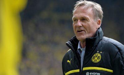 Hans-Joachim Watzke hat angesichts der jüngsten Transferaktivitäten von Borussia Dortmund gut Lachen.