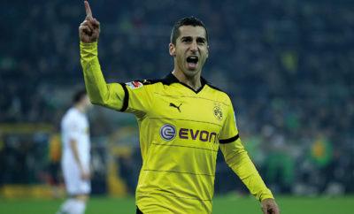 Manchester United soll Borussia Dortmund ein neues Angebot für Henrikh Mkhitaryan unterbreitet haben. Lässt der BVB den Armenier nun doch ziehen?