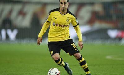BVB-Star Henrikh Mkhitaryan sieht seine Zukunft nicht bei Borussia Dortmund.