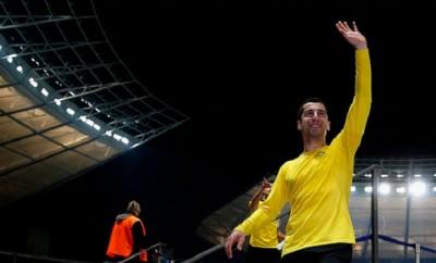 Verlässt Henrikh Mkhitaryan Borussia Dortmund?