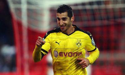 Henrikh Mkhitaryan könnte Borussia Dortmund am Ende der Woche verlassen.