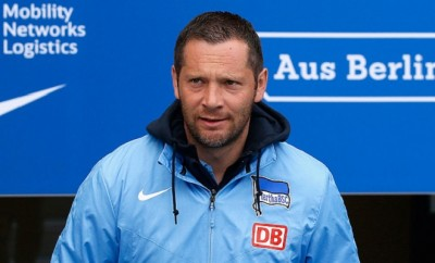 Pál Dárdai hat mit Hertha BSC Berlin Großes vor.