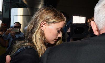 Amber Heard und Johnny Depp: Sie sucht Trost bei ihrer Freundin.