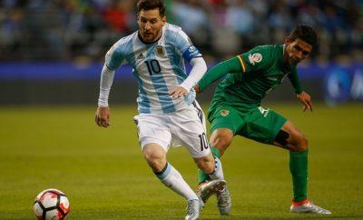 Danny Bejarano hatte keine Lust gegen Lionel Messi zu spielen.