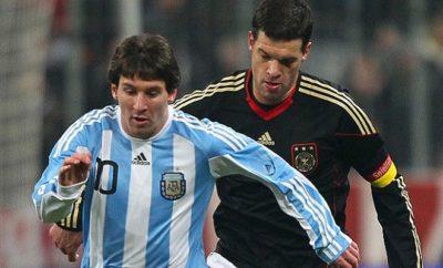 Lionel Messi droht mit Argentinien zum dritten Mal in Folge in einem Finale zu scheitern.