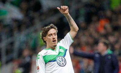 Max Kruse will den VfL Wolfsburg bereits nach einem Jahr wieder verlassen.
