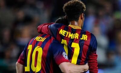 Neymar spielt nach Ansicht von Pele noch nicht in der gleichen Liga wie Lionel Messi oder Cristiano Ronaldo.