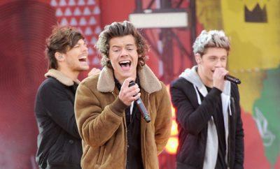 One Direction: Harry Styles und Louis Tomlinson überraschen Fans.